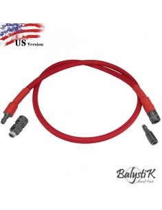 Ligne HPA Deluxe US Rouge -...